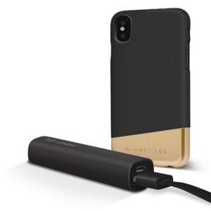 Dabney Lee Accessories - Dabney Lee iPhone X case and power bank